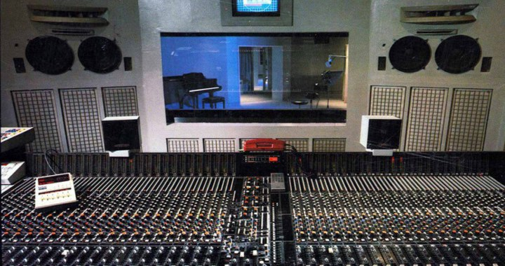 Musicland Studios – The mythical basement of music in Munich