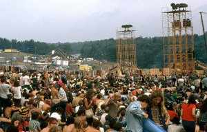 Woodstock Festival – Three days of peace and music in Bethel