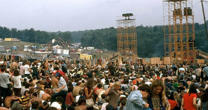 Woodstock – Three days of peace and music in Bethel