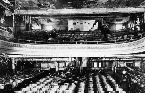 Laurier Palace Theatre fire – Flames and panic kills angels in Montreal