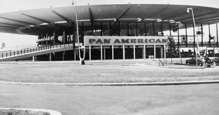 Pan Am Worldport – The historic airport terminal 3 in Queens
