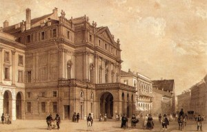Teatro alla Scala – The great opera house in Milan
