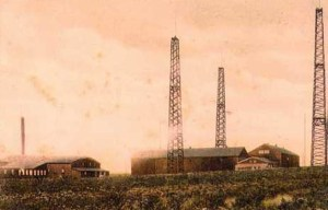 Marconi National Historic Site – The point of the first official transatlantic wireless communications in Glace Bay
