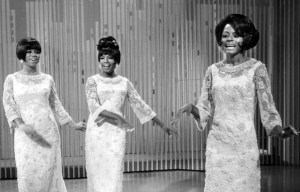 """The Supremes recorded """"Where Did Our Love Go"""" in Detroit"""