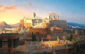 Parthenon – The symbol of ancient Greece and one of the world's greatest cultural monuments in Athens