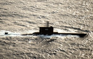 KRI Nanggala 402 – The Indonesian submarine sinks with its crew in the Bali Sea