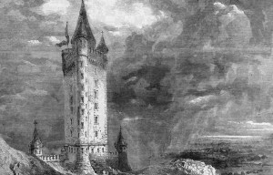 Scrabo Tower – The emblematic stone observer in Newtownards