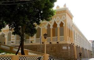 Moorish Barracks – A distinctly neo-classical building in Macau