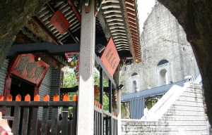 Na Tcha Temple – The Chinese folk religion temple in Macau