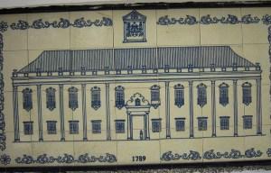 Leal Senado Building – The former seat of Portuguese Macau's government in Macau