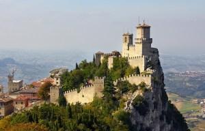 Three Towers of San Marino – The symbol of defence of freedom in San Marino