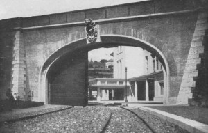 Stazione Ferrovia Vaticana – The only railway station of the Vatican Railway in the Vatican City