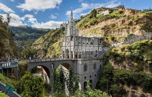 Las Lajas Shrine – One of the world's most beautiful churches in Ipiales