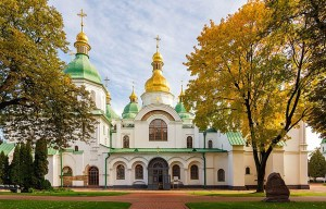 Sophia of Kyiv Cathedral – An architectural monument of Kyivan Rusin in Kyiv