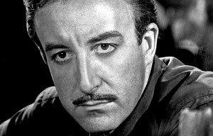Peter Sellers – One of the greatest comedians of all time makes his debut in Portsmouth