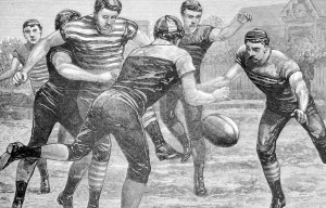 Rugby football – The birthplace of the famous sport in Rugby