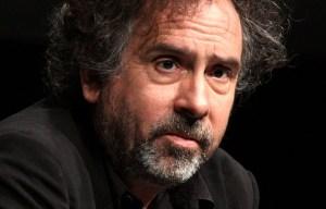 Tim Burton – The modern film director is shooting his first films in Burbank