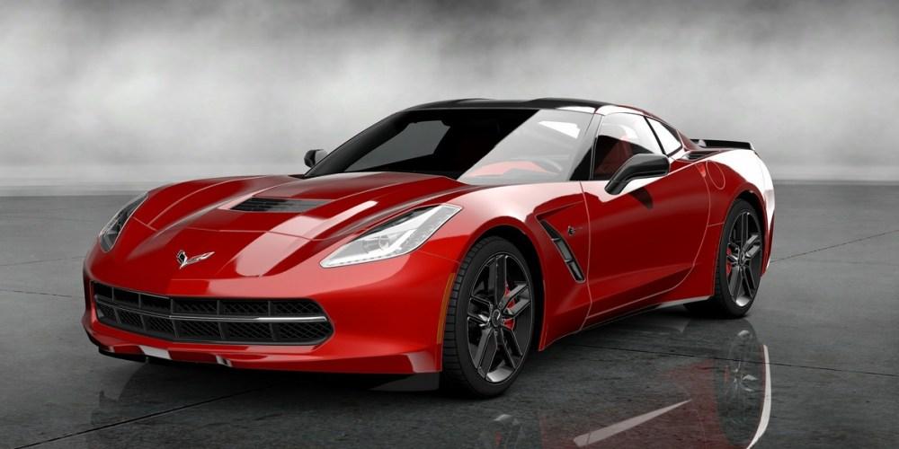 El más hermoso: Corvette Stingray