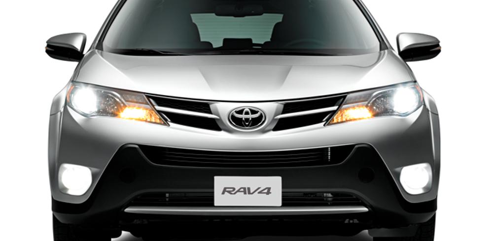Llega a México la nueva generación RAV4 2013