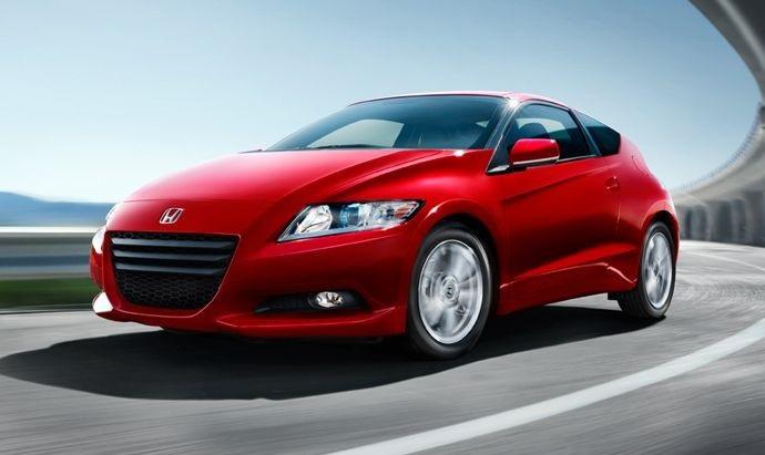 Honda de México inicia ventas del nuevo CR-Z 2013