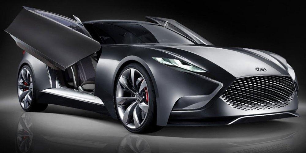 Hyundai HDN-9 Concept