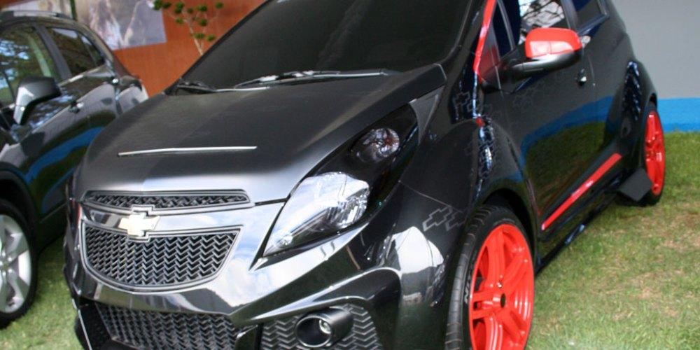 """GM presenta el nuevo concepto """"Personalización Chevrolet"""""""