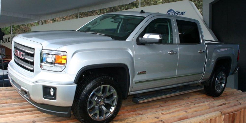 Chevrolet Cheyenne y GMC Sierra, nueva generación de Pick-up