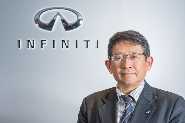 Yoichiro Kato nuevo director general de Desarrollo de Producto para Infiniti