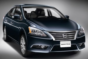 Totalmente Reinventado Nissan Sentra 2013