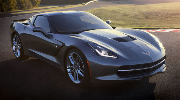 461 hp para el motor del nuevo Corvette Stingray LT1