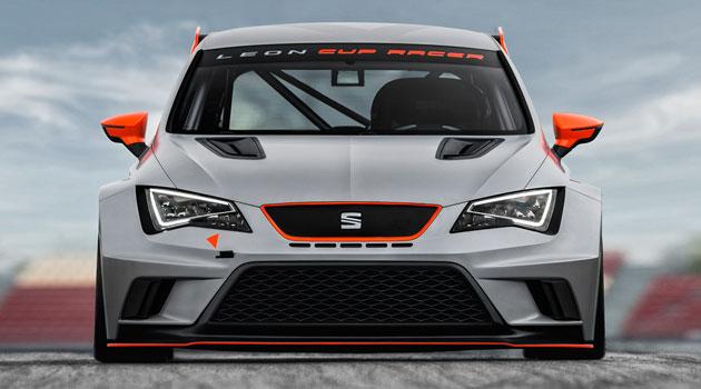 SEAT León Cup Racer ¡queremos uno!