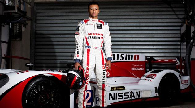 La siguiente estrella de Nissan está lista para competir en LE MANS