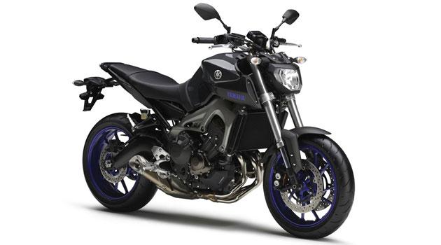 Yamaha MT-09 una atractiva nueva propuesta
