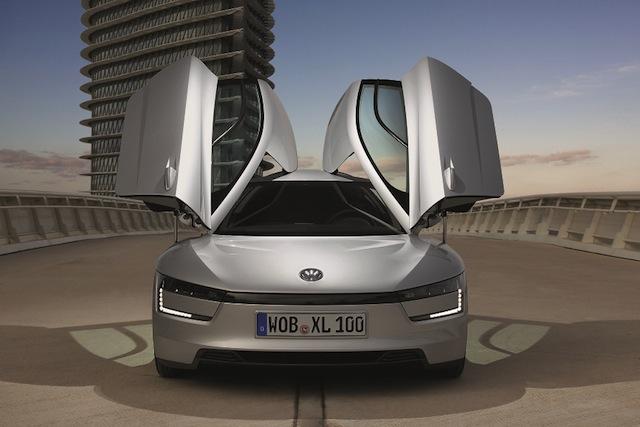 VW XL1 y e-up! electrifican el E-Car Rally de Silvretta