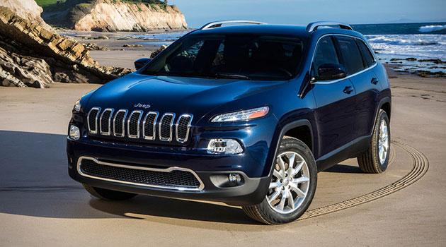 El Jeep Cherokee modelo 2014 es más ecológico