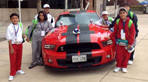Alumnos de las escuelas Ford ganan en la Olimpiada del Conocimiento Infantil 2013