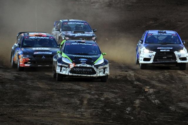 Adrenalina Ford: en su cuarto año consecutivo