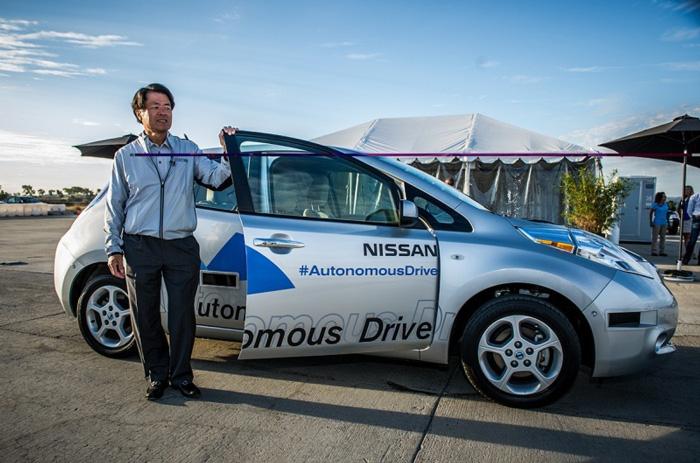 """Nissan: """"Vehículos de conducción autónoma para 2020"""""""