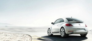 VW Beetle Turbo back