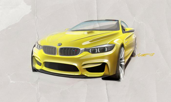 BMW M4 Concept – Manejará tus emociones…