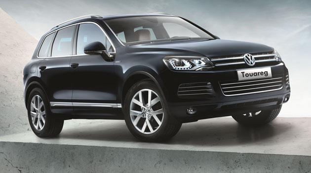 Volkswagen Touareg edición X a la venta en México
