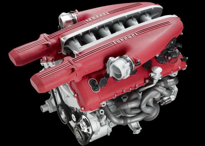 #MiércolesDeMotor – el V12 más poderoso de Ferrari