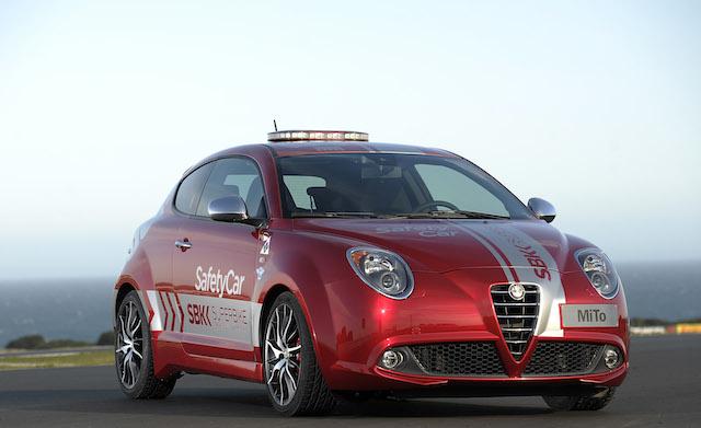 """""""Alfa Romeo patrocina el Campeonato Mundial de Superbike"""""""