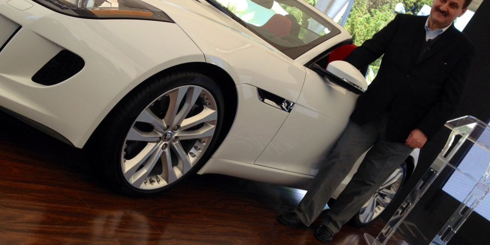 Jaguar y Land Rover en el GIA