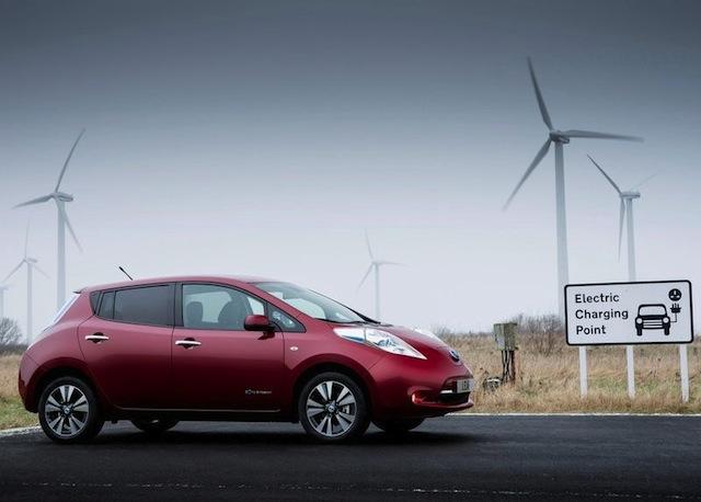 Nissan LEAF sobrepasa las 30,000 unidades vendidas en Japón