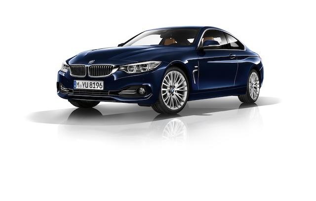 Presentación: BMW Serie 4 Coupé 2014