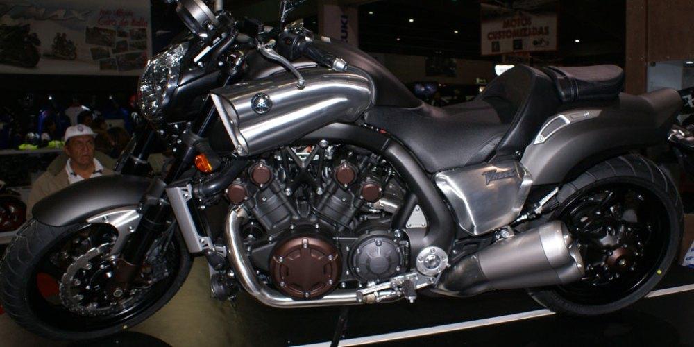 Salón Internacional de la Motocicleta México 2013