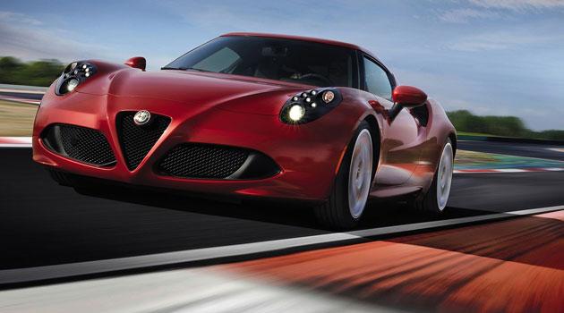 Alfa Romeo 4C conquista el Auto Trophy 2013