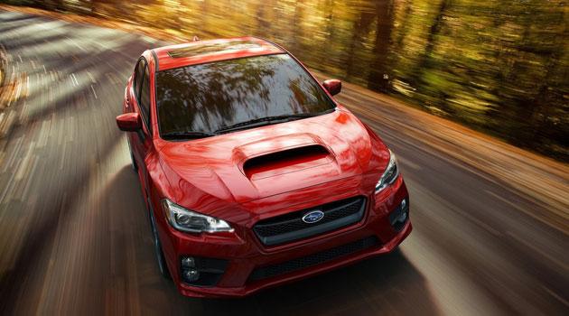 Subaru revela totalmente nuevo WRX