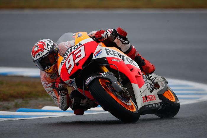 La moto como ejemplo de movilidad: Marc Márquez